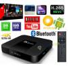 Top TX BOX 4k TX3 MINI COM BLUETOOTH 3G RAM 32G ROM ANDROID 8.1 ALICE UX