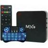 TV box mx9 4k 4g ram 32g rom Android 8 + Grátis Teclado Led