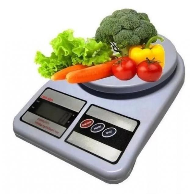 Balança Alimento Digital Alta Precisão 1g À10 Kg Cozinha