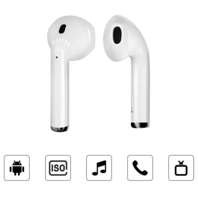 Fone de ouvido i13 Sem Fio Bluetooth Lançamento -colorido 2020 atacado e varejo