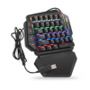 Teclado Game Single Hand – Knup atacado e varejo